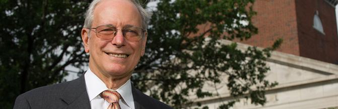 Howard Cohen, Ph.D., Interim President, SUNY Buffalo State