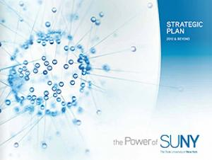 SUNY Strategic Plan Logo